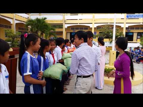 Charity for the under priviledged school children of Vietnam 2015