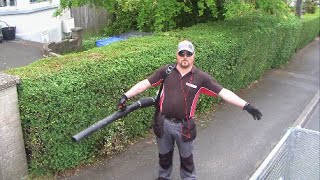 Hedge Cutting ACTION - Ireland - Lawn Care - Window Cleaning