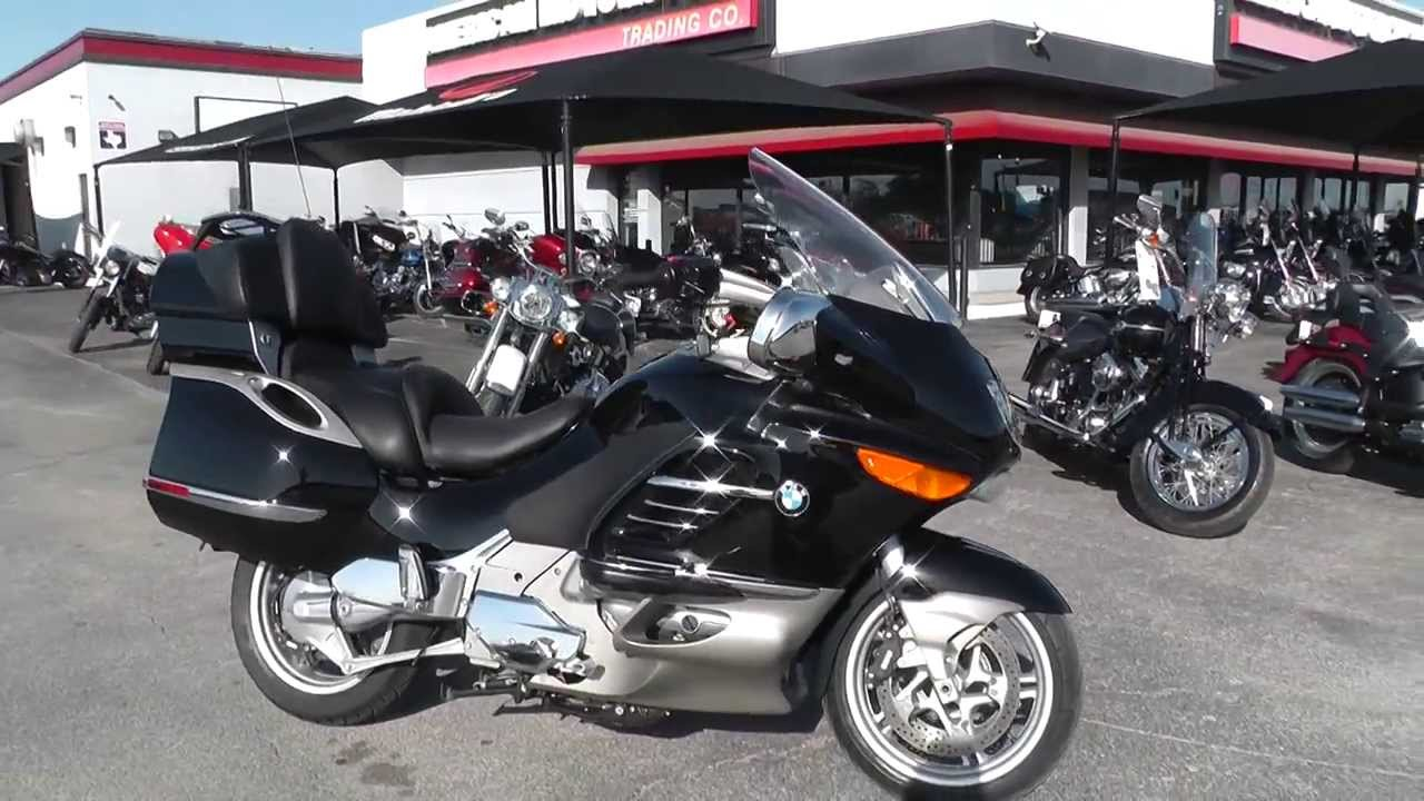 L74501 - 2009 BMW K1200LT - Used Motorcycle For Sale - YouTube