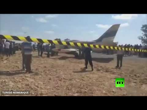 طائرة حربية ليبية تهبط اضطراريا في تونس  - نشر قبل 3 ساعة