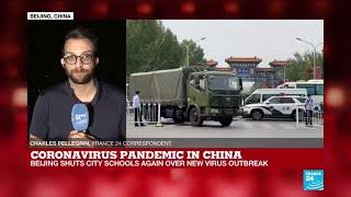 Covid-19 - China: Beijing shuts city schools again over new virus outbreak