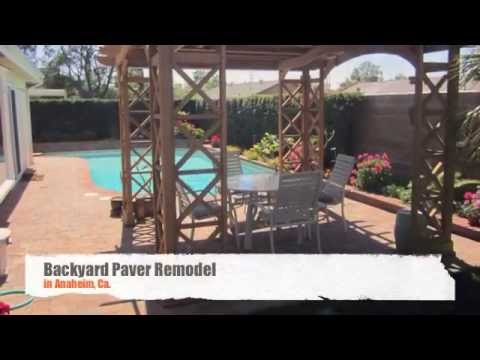 West Hills Pavers - Home Paver Projects In Orange County, Ca.