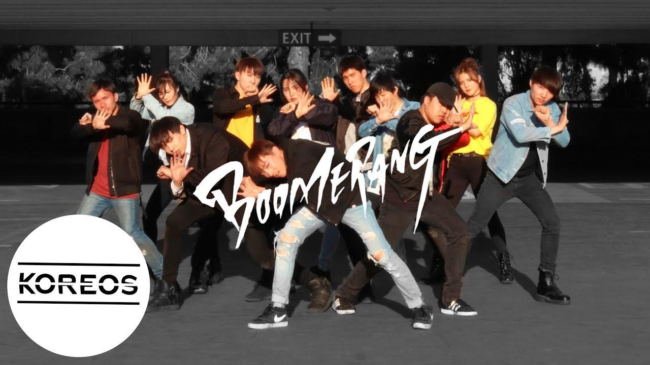 Koreos Wanna One 워너원 Boomerang 부메랑 Dance Cover 댄스커버