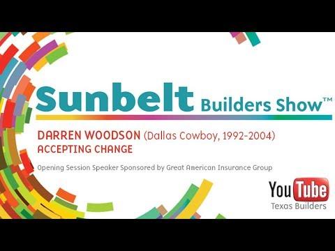 Darren Woodson // Accepting Change