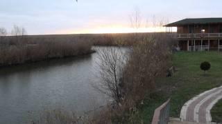 Рибалка в Астрахані. База Ковчег на гуркотах.