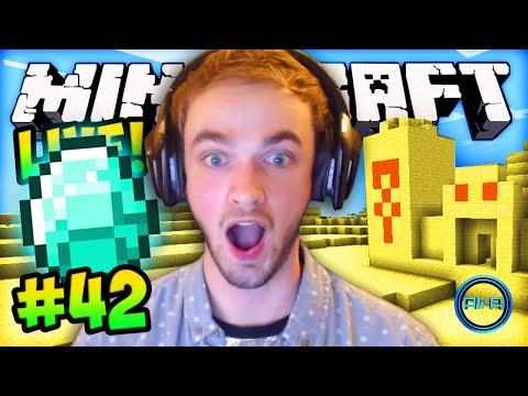 "MINECRAFT (How To Minecraft) - w/ Ali-A #42 - ""ADVENTURE HYPE!"""