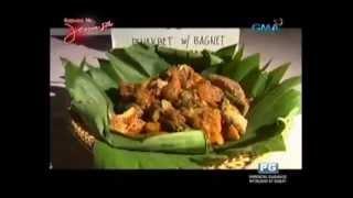 KMJS: Masarap na Bagnet ng Ilocos, matitikman na rin sa Maynila