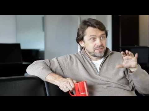 Tonhalle Düsseldorf - Interview mit Andrey Boreyko