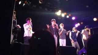 2013.4.27 (Sat) 『Singing Link A cappella 1/3』@表参道GROUND HP:h...