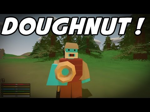 """UNTURNED - E28 """"Doughnut! Tracers! New Armor! Chart Map!"""" (Role-Playthrough 1080p)"""