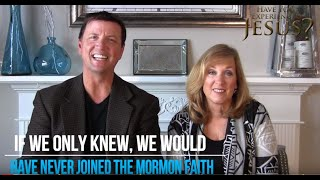 If We Only Knew, We Would Have Never Joined Mormonism. Series 1 Nature of God.