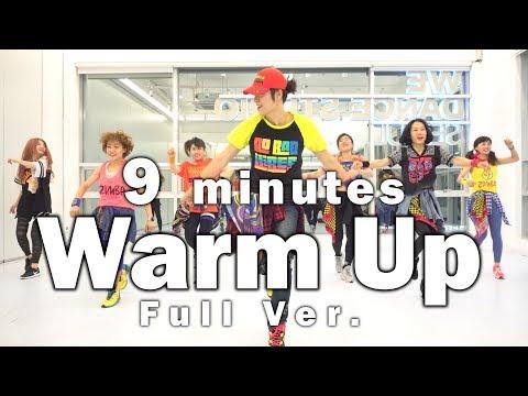 Warm Up / Dance Fitness Choreography / Home Training / 홈 트레이닝 / ZIN™ / Wook's Zumba® Story / Wook thumbnail