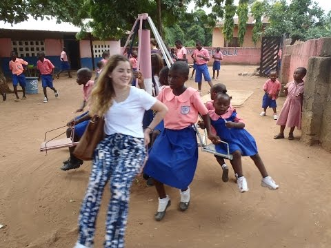 Volunteer in Ghana • Summer Program for High School Students to Travel in Africa