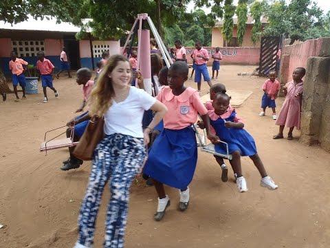 Volunteer in Ghana • Summer Program for High School Students to Travel in Africa