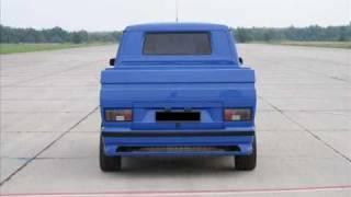 VW Bus T3 / Vanagon T25 *bodykit*