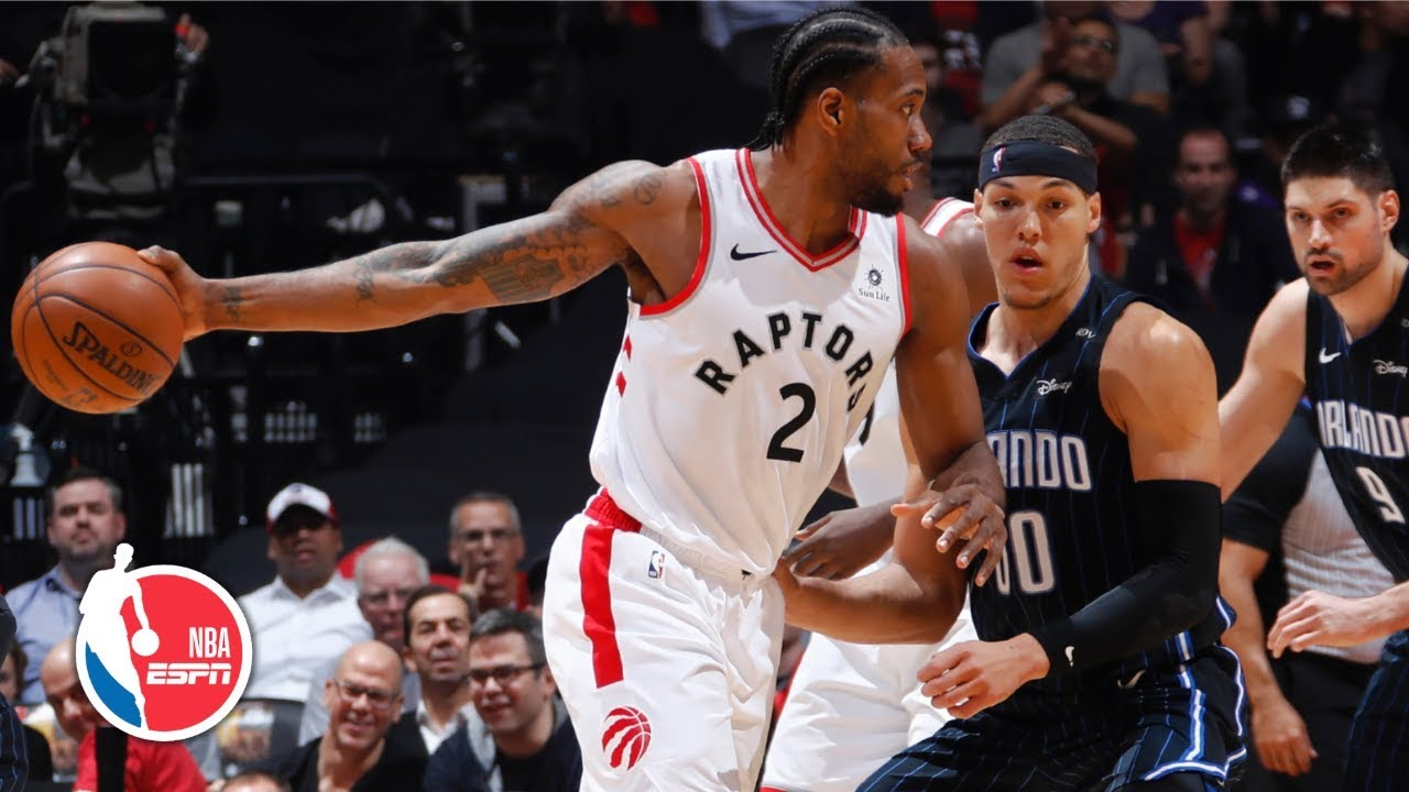 e06072ee3 Kawhi Leonard drops 37 points in Raptors  Game 2 bounce-back win vs. Magic