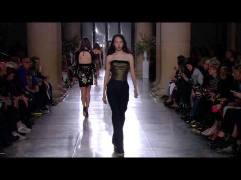 Topshop Unique | Fall Winter 2015/2016 Full Fashion Show | Exclusive