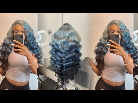 how-to-get-the-perfect-black/silver-ombre-(water-color-method)-ft-eullair-hair