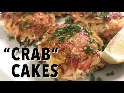 Easy Imitation Crab Cakes - Gregcipes