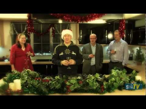 'Festive Flavours' PUDDING & DRINK  Christmas Cooking Series by Swindonweb.