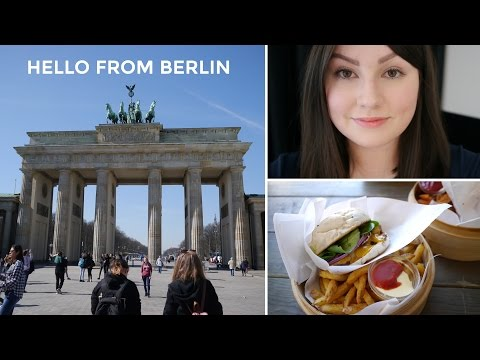 Hello from Berlin! · Berlin Travel Vlog · elevatormusik
