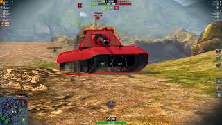 VK 72.01 K 7739DMG 4Kills | World of Tanks Blitz | maselric