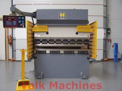 Haco Press Brake,