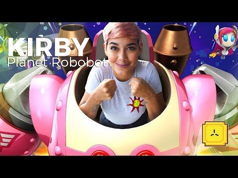 KIRBY: PLANET ROBOBOT, ¡gánate el juego GRATIS!