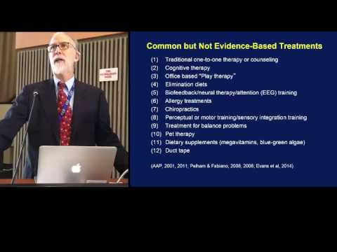 Are We Overmedicating America's Children And Sequenced Interventions For ADHD