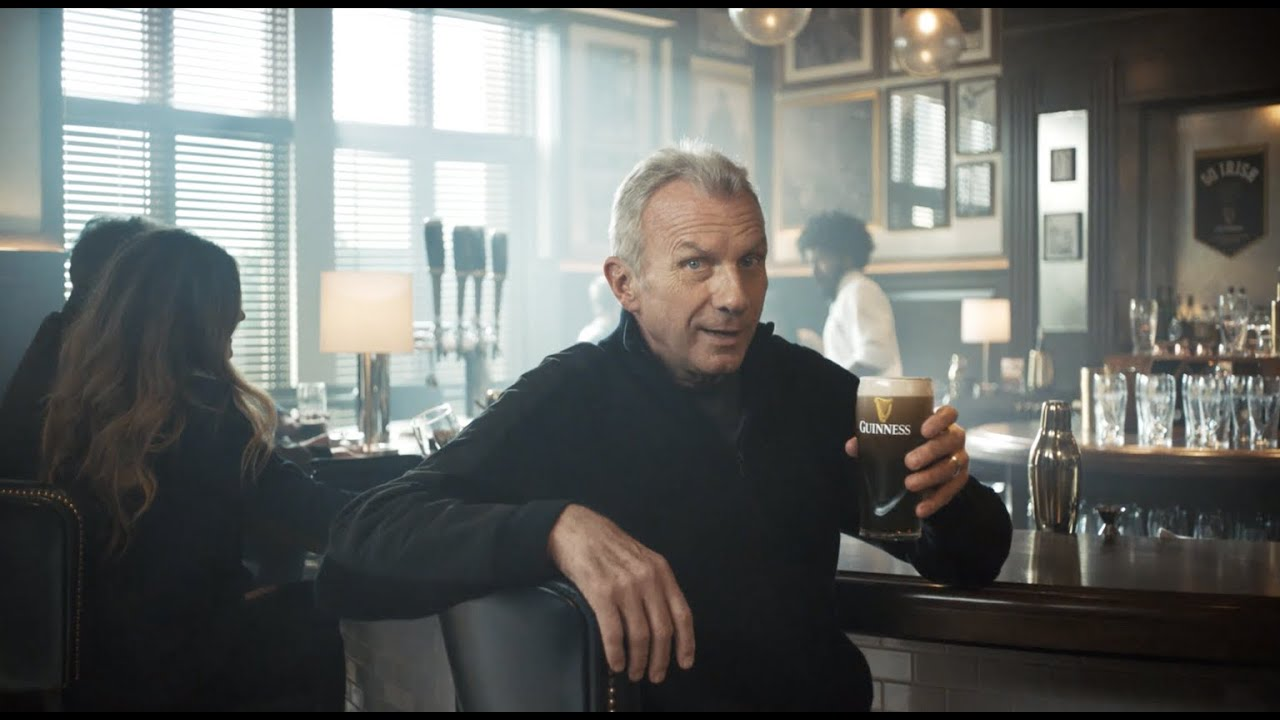 Guinness and Joe Montana – More than a Ball, More than a Beer
