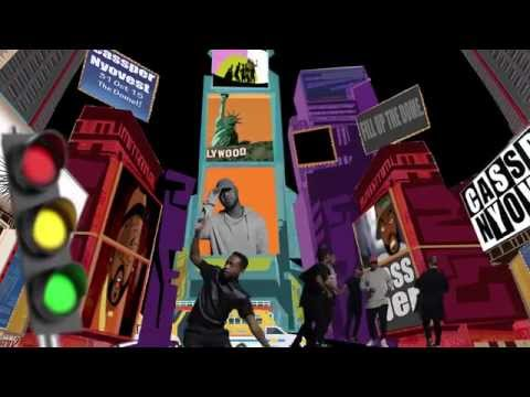 Cassper Nyovest - Travel The World (Official Music Video)