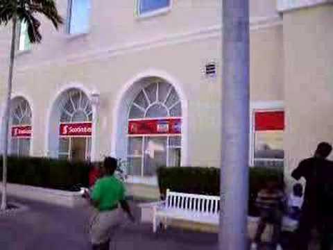 When I think Bahamas, I think ScotiaBank