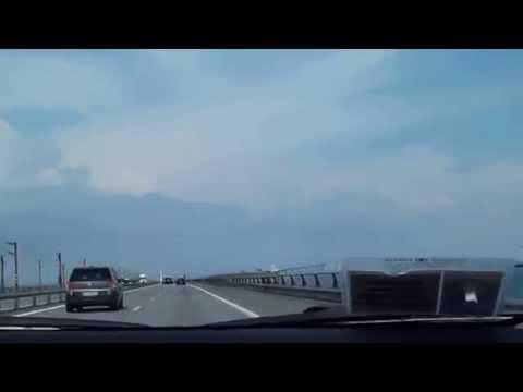 Øresund Bridge -   Copenhagen - Malmö