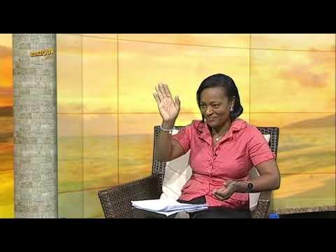 Topik Konversasyon- Enterprise Seychelles Agency Ms Angelique Appoo 05/08/2019
