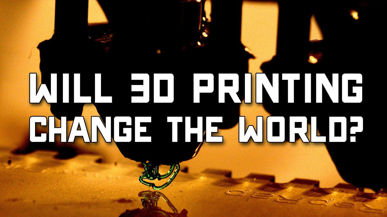 Will 3D Printing Change the World? | Off Book | PBS Digital Studios