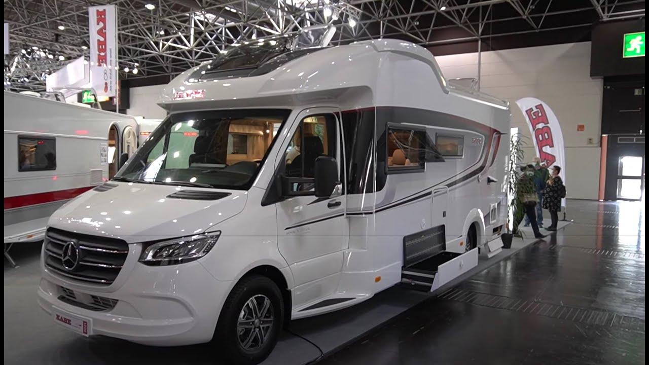 HighEnd: Kabe TM Royal x10 LXL 10 teilintegriertes Wohnmobil Mercedes  Benz Sprinter Caravan Salon