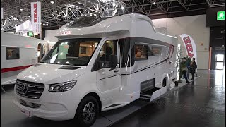 HighEnd: Kabe TM Royal x780 LXL 2021 teilintegriertes Wohnmobil Mercedes Benz Sprinter Caravan Salon
