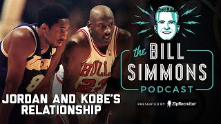 Jordan and Kobe's Relationship and 'The Last Dance' with J.A. Adande | The Bill Simmons Podcast
