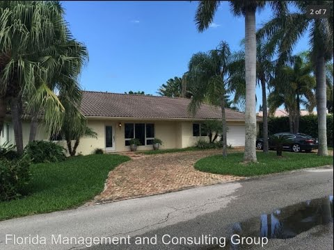 South Florida for Rent: Boca Raton Home 3BR/3BA by Property Management in South Florida