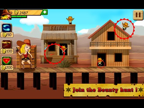 Bounty Hunter -- Miss Jane_Game play
