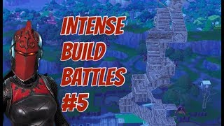 gotta love build fights - Fortnite build battles