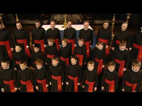 St Pauls Cathedral Choir: God So Loved The World John Stainer