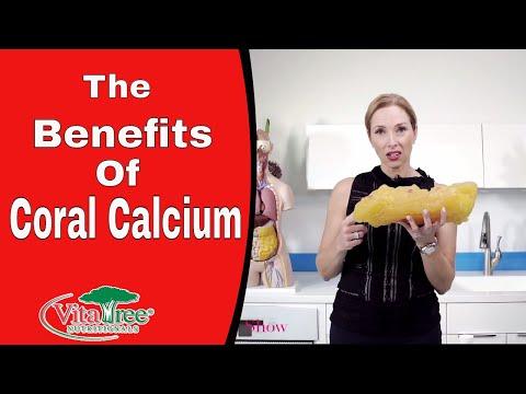 The Benefits of Coral Calcium : Best Sources of Calcium - VitaLife Show Episode 269