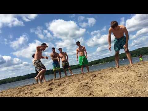 Furious George vs Big Brother || Finals || Adam's Beach Day ||