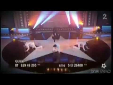 Europe's Got Talent - 2009 - Quick - Dancing (HQ)