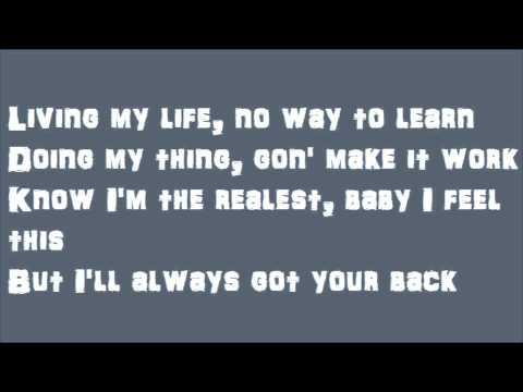 Zendaya - Keep It Undercover (Lyrics (HD)