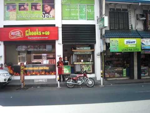 "Paranaque City am 30.01.2011 Airport Road corner Roxas Blvd.  ""Crosswinds Ocean Hotel"""