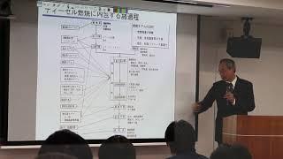 京都大学2016年度退職教員最終講義 塩路 昌宏(エネルギー科学研究科 教授) 「エンジン燃焼研究に携わって」 2017年3月24日 他の講義はこちらからご覧いただけます。
