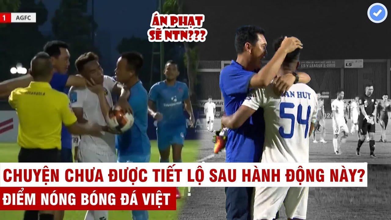 VN Sports Vlog | Vẫn cần có ÁN PHẠT NẶNG đối với hành vi B.Ó.P C.Ổ cầu thủ của HLV Hứa Hiền Vinh!
