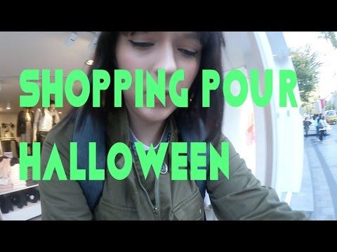 VLOG IN SEOUL : ShoppingHalloween Namdeamoon 남대문